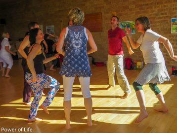 power of life, tanzen, Lebensfreude spüren